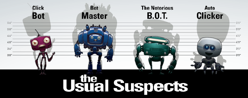 robot line up